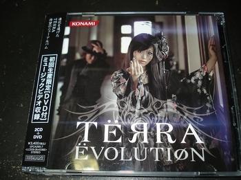 EVOLUTION TЁЯRA (初回生産限定...